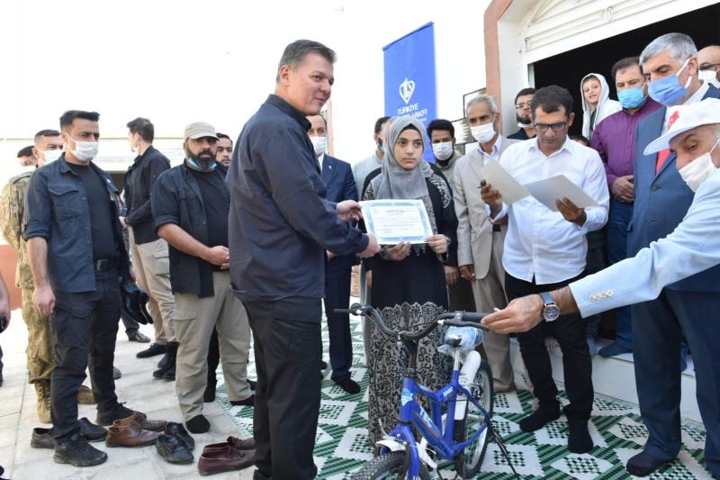 Barış Pınarı Harekatının İkinci Yıldönümünde Şehitler Rahmetle Anıldı
