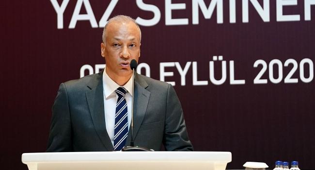 Merkez Hakem Kurulu (MHK) Yaz Semineri'nin açılışı yapıldı