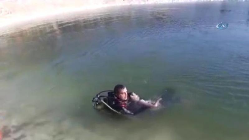 Şanlıurfa'nın Haliliye ilçesinde Kanala düşen çocuğun cesedine ulaşıldı!