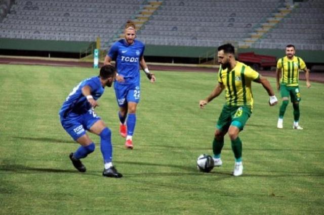 Şanlıurfaspor Özgür'le Güldü 1-0