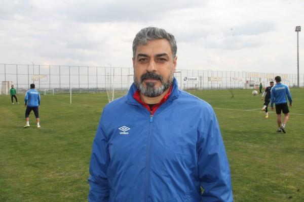 Şanlıurfaspor'un teknik direktörü Gürses Kılıç ın Görevine Görevine Son Verildı