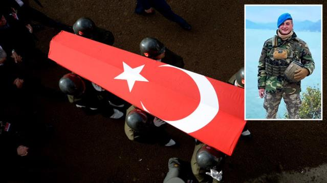 Şehit ateşi Trabzon'a düştü! Kahraman Mehmetçiğimiz İsmail Şebelek'ten kahreden haber