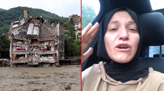 Selin vurduğu Bozkurt'ta sığındığı arabanın içinde video çeken kadından acı sesleniş: Lütfen sesimizi duyun