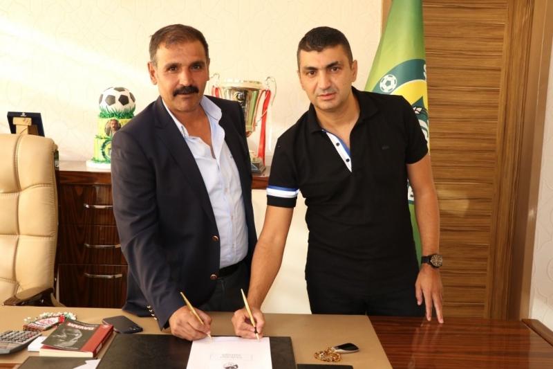 Urfaspor yeni teknik direktörünü duyurdu